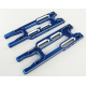 SEM347R2B REAR L/SUSPENSION ARM (ALU BLUE)  jp-9925790 - JP-9925790