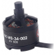 SCOUT X4 Brushless motor(dextrogyrate thread) WK-WS-34-002 - WALSCOUTX4-Z-12