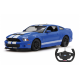 Ford Shelby GT500 1:14 bleu 27Mhz - 404540