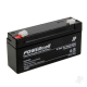 Batterie Plomb 6V 3.2Ah Powercell - 5510036