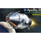 Module CSM Apollo 11 Dragon 1/48 - T2M-D11007