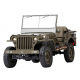 Jeep Willys 1941 MB 1/6 PNP