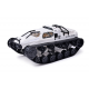 FTX Buzzsaw 1/12 All Terrain Tracked Vehicle - Blanc - FTX0600W