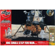 One Step for Man 50th Anniversary of 1st Manned Moon Landing- 1:72e - Airfix - A50106