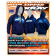 Sweat Xray a capuche - bleu (XXL) - 12395600XXL-COPY-1