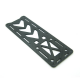 250 Quadcopter Frame Kit Pure Carbon Fiber Parts - Top Board - EMX-AC-0253