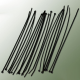 Collier nylon noir 2,5x200mm (20 pcs) - 16521